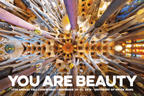 You Are Beauty Postcard