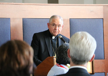 Archbishop Gomez of LA