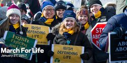 March For Life Slider