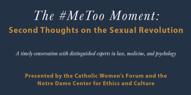 Symposium: The #MeToo Moment