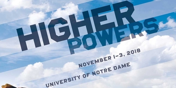 Fall Conference - Higher Powers Logo