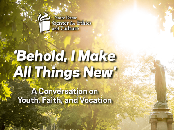 October 4 Youth Synod Meeting