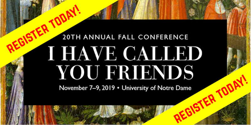 20th Annual Fall Conference