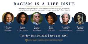 Racism Life Issue Slider